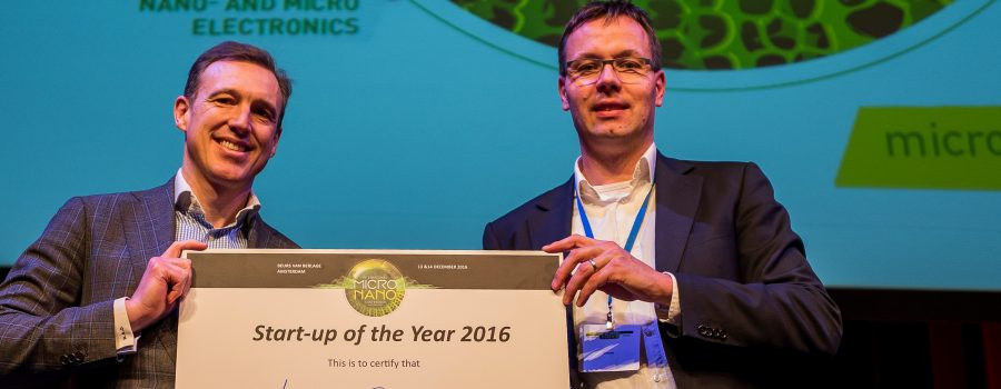 LipoCoat celebrated micro-nano startup of the year 2016