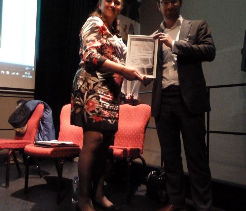 Jasper van Weerd (LipoCoat) wins NanoNextNL Dragon's Den 2015