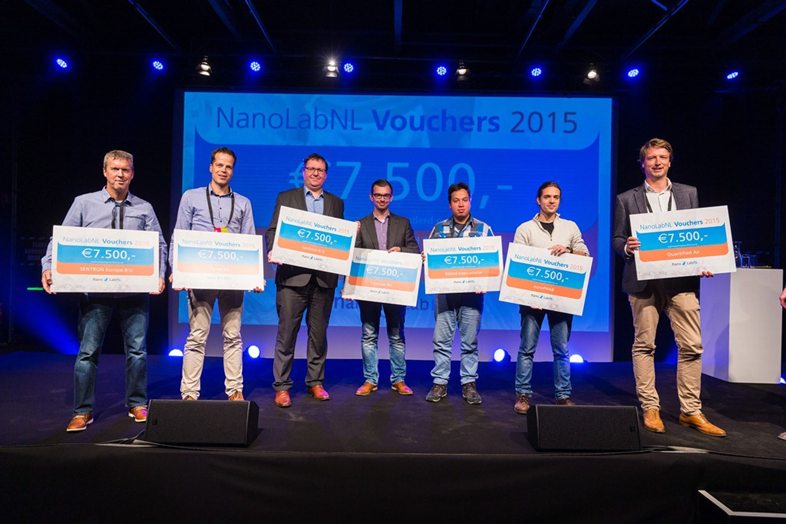 LipoCoat awarded NanolabNL voucher