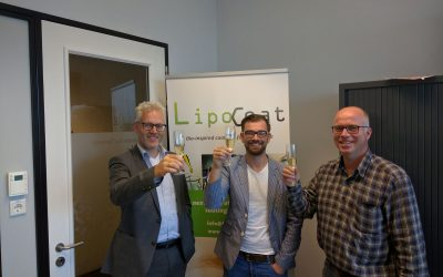 LipoCoat officially founded